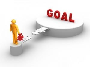 diferença entre goal e objective