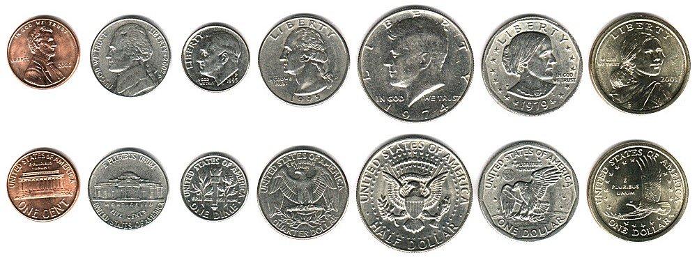 Dinheiro Dos Estados Unidos (US Money)   Inglês Para Leigos