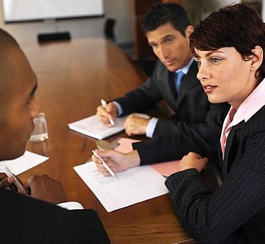 entrevista de emprego em ingles - como agir