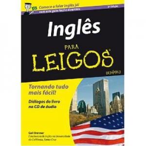 Capa livro Inglês para Leigos