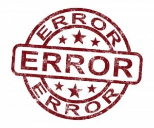erros comuns em inglês