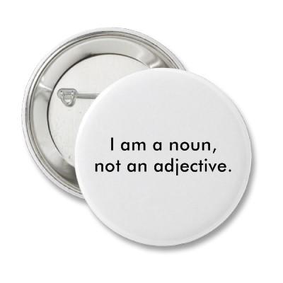 substantivos que funcionam como adjetivos em inglês