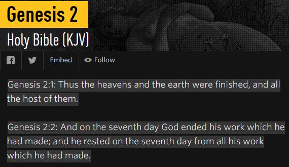 biblia no Genius