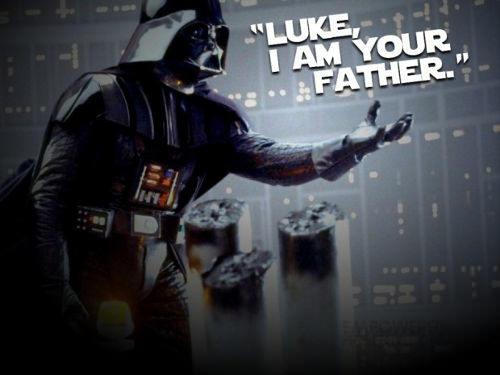 luke eu sou seu pai