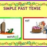 Simple Past Tense – o passado dos verbos