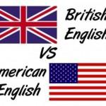Diferenças gramaticais entre o inglês britânico e o americano