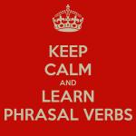 Como aprender phrasal verbs?