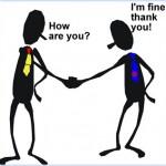 Iniciando uma conversa
