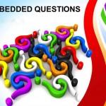 Embedded questions – perguntas indiretas