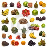 Frutas em inglês – Fruits