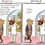 "Você fala ""Globish""?"