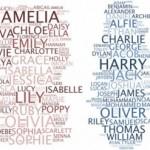Os nomes e sobrenomes britânicos mais comuns
