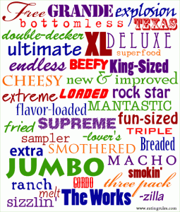 lista de adjetivos em inglês