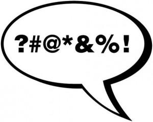 palavras ofensivas em ingles